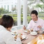 京セラ食事風景