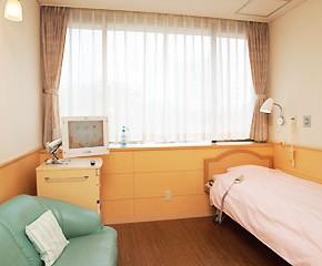 2F 病室 1人部屋の写真
