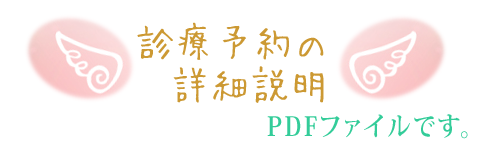 診療予約の方法_PDFファイルへのリンク